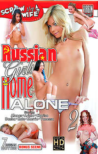 Russian Girls Home Alone #2