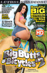 Big Butts On Bicycles #2