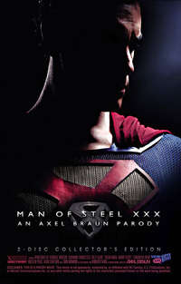 Man of Steel XXX : An Axel Braun Parody - Disc #2 (Bonus Disc) | Adult Rental