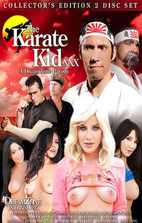Karate Kid XXX: A Dreamzone Parody - Disc #1 | Adult Rental