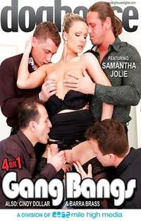 4 on 1 Gangbangs | Adult Rental