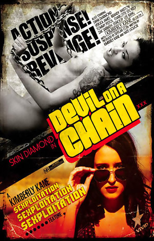 Devil On A Chain Porn Video Art