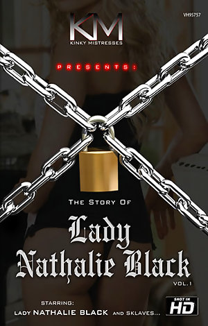 The Story Of Lady Nathalie Black  Porn Video Art