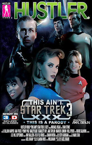 This Ain't Star Trek XXX #3: This Is A Parody - Disc #2 (3D) Porn Video Art