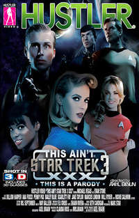 This Ain't Star Trek XXX #3: This Is A Parody - Disc #2 (3D)