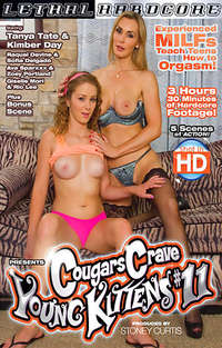 Cougars Crave Young Kittens #11  | Adult Rental