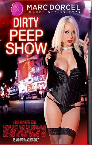 Peep porn show