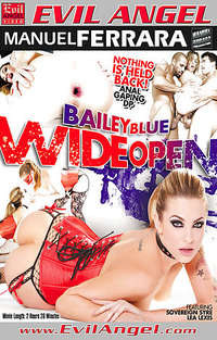 Bailey Blue Wide Open  | Adult Rental