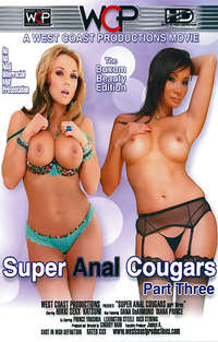 Super Anal Cougars #3 | Adult Rental