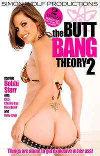 The Butt Bang Theory #2 | Adult Rental