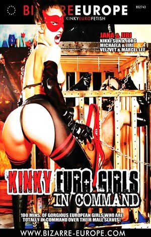 Kinky Euro Girls In Command  Porn Video Art