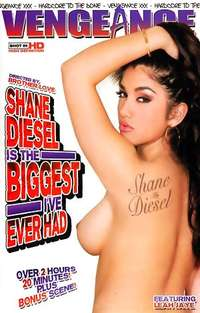Shane Diesel Is The Biggest I've Ever Had  | Adult Rental
