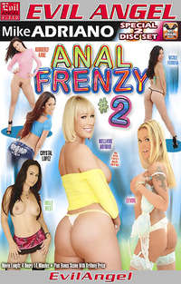 Anal Frenzy #2 - Disc #2 | Adult Rental