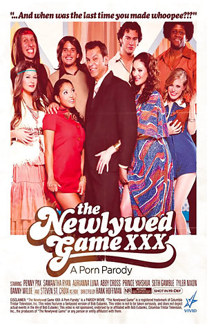 The Newlywed Game XXX: A Porn Parody Porn Video