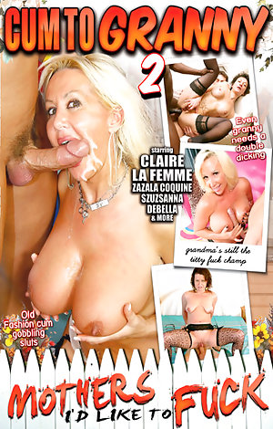 Cum to Granny #2 Porn Video Art