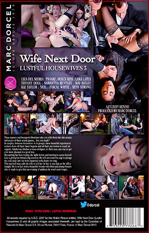 Lustful Housewives #3 - Wife Next Door  Porn Video Art