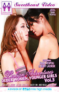 Lesbian Adventures - Older Women Younger Girls #3 | Adult Rental