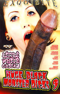Little White Chicks Huge Black Monster Dicks #9  | Adult Rental