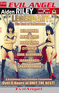 Legendary: The Best of Belladonna - Disc #1