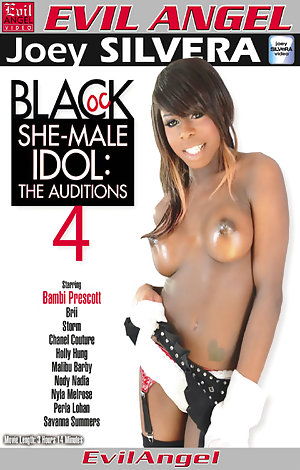 Black She-Male Idol - The Auditions #4 Porn Video Art