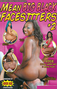 Mean Big Black Facesitters #2 | Adult Rental