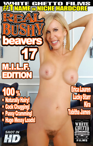 Real Bushy Beavers #17 Porn Video