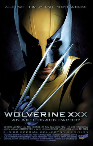 Wolverine XXX - An Axel Braun Parody  Porn Video