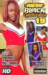 New Black Cheerleader Search #19