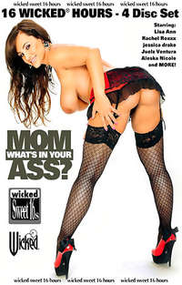 Mom, What's In Your Ass? - Disc #1