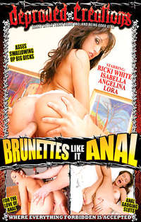 Brunettes Like It Anal | Adult Rental