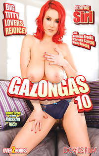 Gazongas #10 | Adult Rental