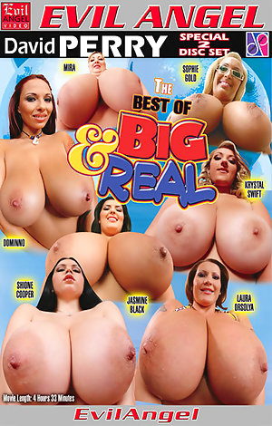 The Best of Big and Real - Disc #2 Porn Video Art