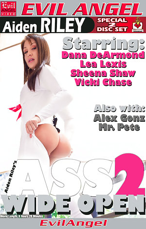 Ass Wide Open #2 - Disc #1 Porn Video Art