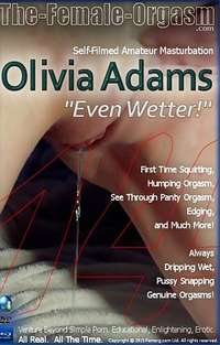 Oilvia Adams - Even Wetter | Adult Rental
