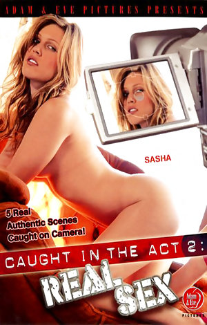 Caught in the Act #2 - Real Sex  Porn Video