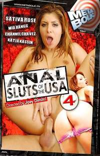 Anal Sluts of the U.S.A. #4