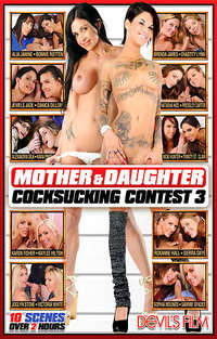 Mother and Daughter Cocksucking Contest #3 | Adult Rental