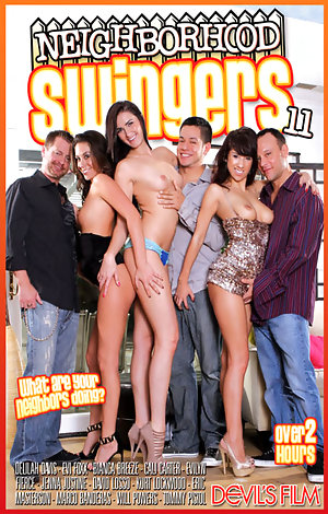 Neighborhood Swingers #11 Porn Video Art