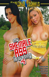 My Shemale Ass Is Waiting #5 | Adult Rental