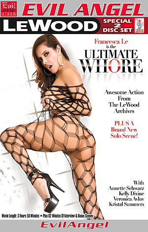 Francesca Le is the Ultimate Whore - Disc #2 Porn Video Art