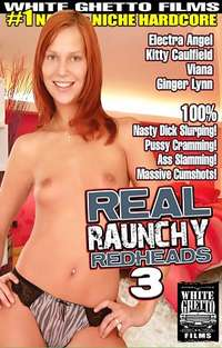 Real Raunchy Redheads #3