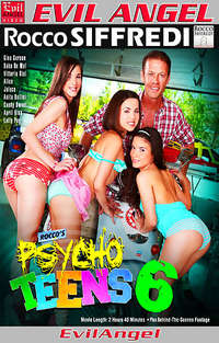 Rocco's Psycho Teens #6 | Adult Rental
