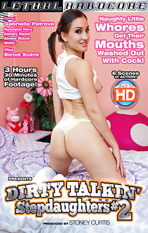 Dirty Talkin' Stepdaughters #2 Porn Video