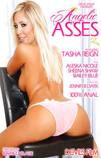 Angelic Asses #2  | Adult Rental