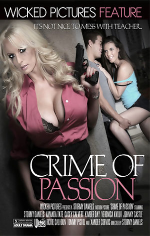 Crime of Passion Porn Video Art
