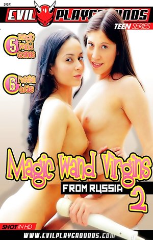 Magic Wand Virgins from Russia #2  Porn Video Art
