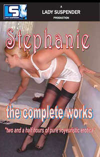 Stephanie - The Complete Works | Adult Rental