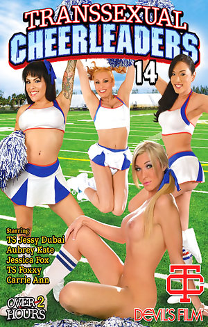 Transsexual Cheerleaders #14 Porn Video