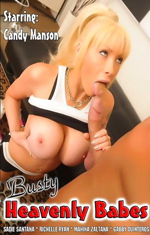 Busty Heavenly Babes Porn Video