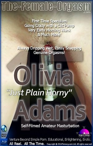 Olivia Adams #15 - Just Plain Horny Porn Video Art